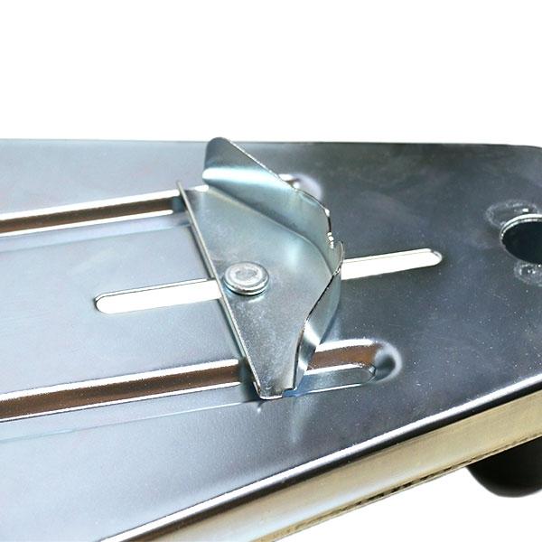 fasswagen rollwagen mit zwei r dern f r 20 60 kg. Black Bedroom Furniture Sets. Home Design Ideas